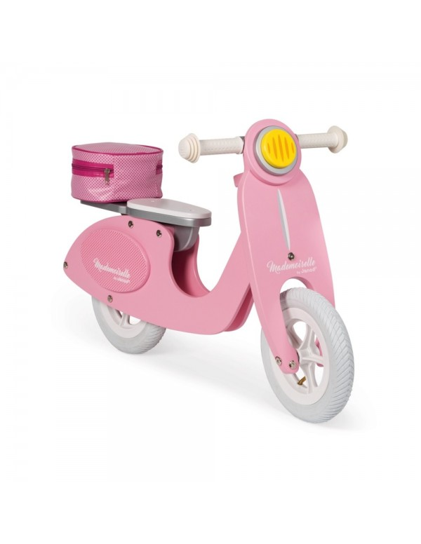 SCOOTER PINK