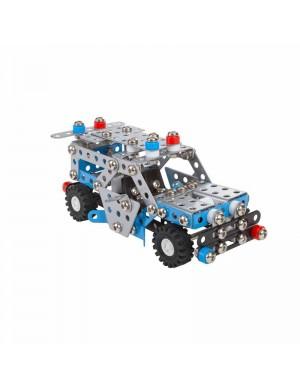 Auto polizia costruzioni giocattoli