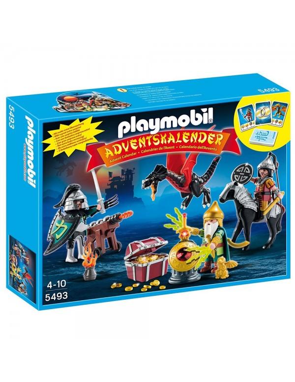 Calendario dell'Avvento Battaglia per il Tesoro del Drago Playmobil