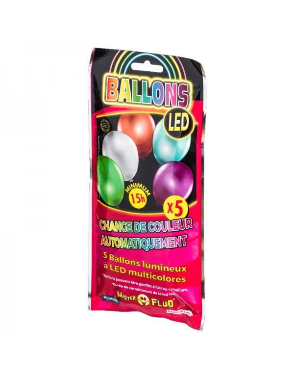 Palloncini gonfiabili Led multicolore
