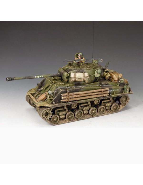 M4A3E8 Easy-Eight SHERMAN FURY