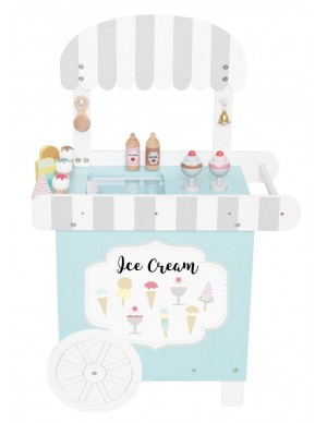 Ice cream shop