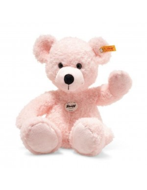 Fynn Teddy bear Pink