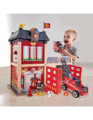 Caserma dei pompieri della HAPE