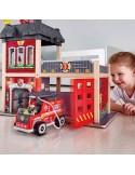 Caserma dei pompieri giocattolo