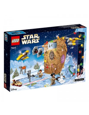 Calendario dell'Avvento LEGO® Star Wars™ 75213